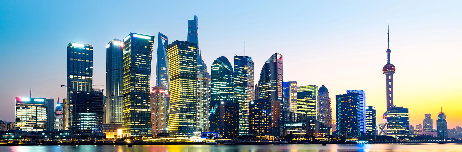 Nos avocats assistent la clientèle commerciale en Asie et notamment à Shanghai.