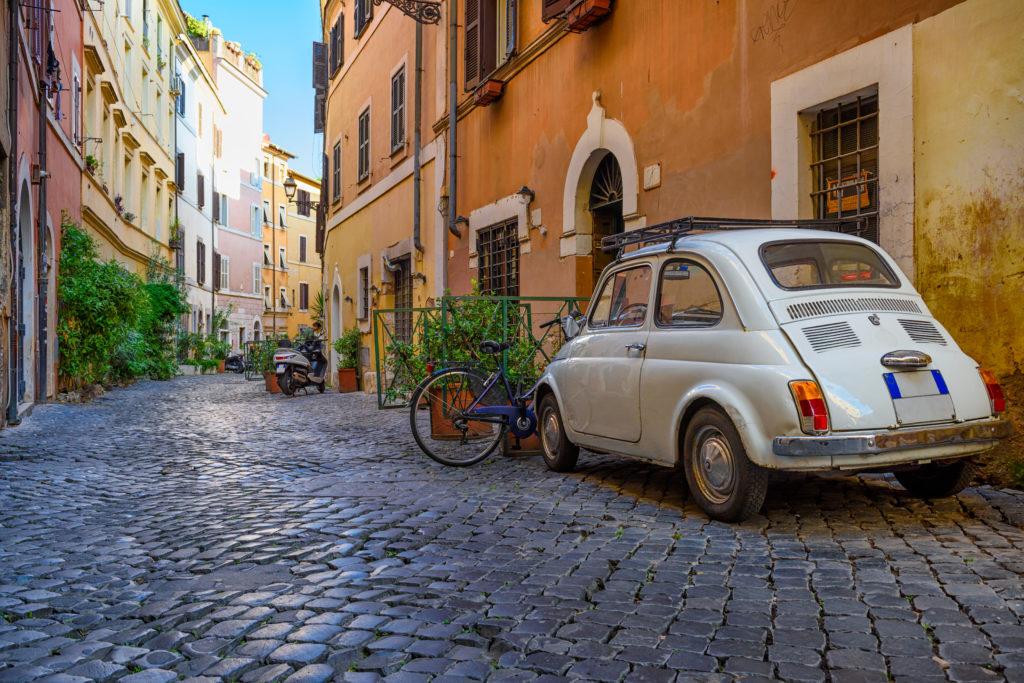 The dolce vita in Italy